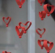 13 homemade valentine garland