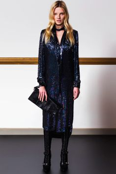 ZsaZsa Bellagio – Like No Other Natalia Siodmiak For Emilio Pucci Pre-Fall 2014