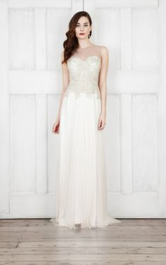 Catherine Deane Arabella Discount Designer Wedding Dress