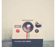 Retro Polaroid Print