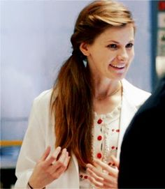 Molly Hooper, one of my favourite characters in BBC's Sherlock. She's adorable!