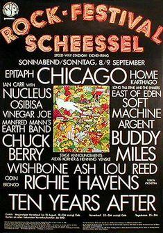 1973: MMEB @ Scheessel Open Air