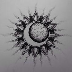 Sun and moon1