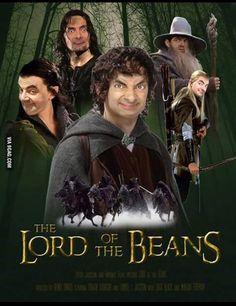 just so ya know, lord of the beans is actually a veggie tales version of Lord of the Rings
