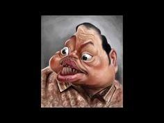 Jiwenk, Karya-karya Karikaturnya Kerennn Abisss!