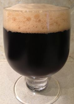 English style oatmeal brown ale