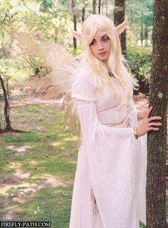 Ethereal Priestess Fairy » Firefly Path