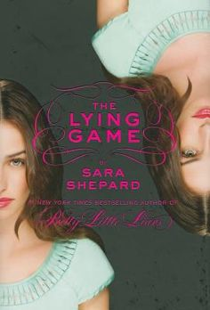 If you loved Pretty Little Liars, you should read Sara Shepard's The Lying Game. The Lying Game, Abc Family, Books You Should Read, Books To Read, Ya Books, Great Books, Amazing Books, Reading Lists, Book Lists