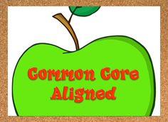 Click this pin to find all of Laura Candler's Common Core aligned resources on TpT. Includes both free items and products.