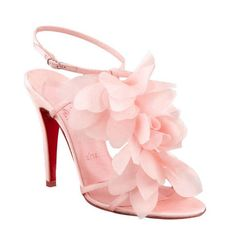 Christian Louboutin Petal Sandals Pink – Christian Louboutin Shoes Boutique