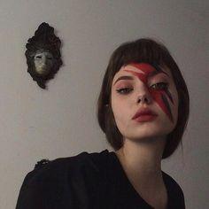 Beauty faces discovered by Ihana Nartelb on We Heart It Makeup Inspo, Makeup Art, Makeup Inspiration, Beauty Makeup, Eye Makeup, Hair Makeup, Makeup Hacks, Halloween Kostüm, Halloween Face Makeup