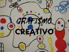 ORDENANDO MI CAJON DESASTRE: GRAFISMO CREATIVO 2. RECURSOS Y ACTIVIDADES Learning Activities, Activities For Kids, Diy Crafts For Kids, Arts And Crafts, Pre Writing, Toddler Art, Art Plastique, Drawing For Kids, Art School