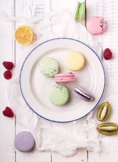 Macarons by legat
