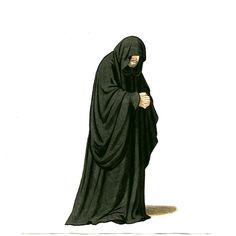File:Medieval Priest, Friar, or Monk (5).JPG