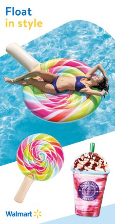 Live it up all summer long with festive pool floats from Walmart. These colorful inflatables are the perfect addition to any pool party. Stock up on floats at Walmart. Furniture For You, Furniture Decor, Bedroom Furniture, Furniture Movers, Summer Fun, Summer Time, Summer Things, Alice, Grill Design