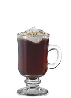 Sweater Weather Swirl - 1 PART Pinnacle® Cinnabon® Vodka, 2 PARTS Coffee