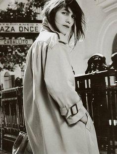Charlotte Gainsbourg, sublime et intemporelle... - http://bit.ly/UROchc - Tendances de Mode