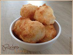 Rochers à la noix de coco - Le-Cuisinier.net