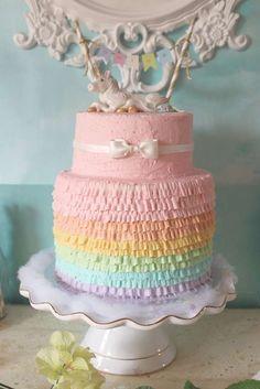 bolo-unicórnios-arcoiris