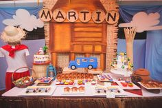 Martin's Philippine Fiesta Themed Party - Birthday - Party Doll Manila Baby Boy 1st Birthday Party, Birthday Party Themes, Birthday Ideas, Fiesta Theme Party, Fiesta Decorations, Birthday Favors, 1st Birthdays, Childrens Party, Party Planning