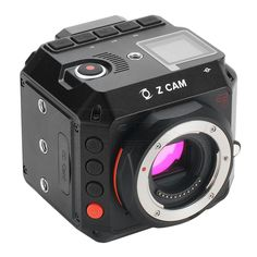 Z CAM E2 F6 6K Full Frame Cinema Camera– CINEGEARPRO SHOP High Resolution Camera, Z Cam, Cinema Camera, Dynamic Range, Cmos Sensor, Camera Settings, Shop, Frame, Picture Frame