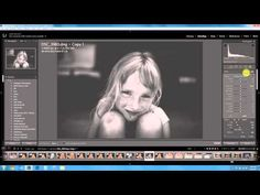 Before and After: a black and white Lightroom edit by Mickie DeVries