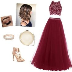 Candy's Yule Ball outfit
