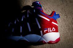 """Effortlessly """"FLY"""" Since 79*~: Packer Shoes x Ubiq x Fila Spaghetti """"FILAdelphia""""..."""