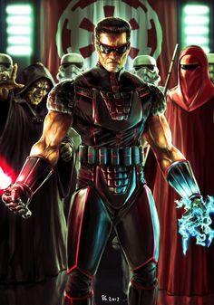 Star Wars Imperial Terminator by rhymesyndicate.deviantart.com