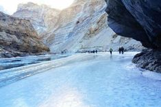 Zanskar Trek - India Trekking Tour Package - Quality and Value for Money, Custom made Private Guided, All India Tour Packages by Indus Trips - India's Leading Travel Company Mountains In India, Peace In The Valley, Pond Life, Hiking Spots, Visit India, Sustainable Tourism, India Tour, Paradise On Earth, Times Of India