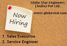 Job #Opportunity... Sales #Executive #Engineer Qualification: BE/ Diploma in Mechanical Engg. and B.Com. Experience : 0-6 Months. / Fresher can also apply. Salary : Based on Interview. Location: Ahmedabad, Surat, Baroda, (All over Gujarat and India). Service Engineer or #Production Executive. Qualification: 10th pass/ I.T.I. (with any field) Experience : 0-6 month or Fresher can be apply. Salary : #Expensive (Based On Interview) Location: #Ahmedabad Only.