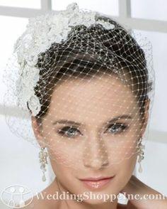 Headpieces Bel Aire  6225 Bridal Headpiece Image 1