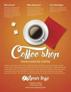 Cafe Opening Flyer Google Search Layout Pinterest Cafes - Grand opening flyer template free