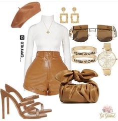 Classy Outfits, Stylish Outfits, Fashion Outfits, Dope Outfits, Dope Fashion, Fashion Looks, Womens Fashion, Violetta Outfits, Mode Dope