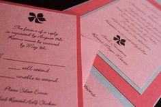 Beach Themed Pocketfold Wedding Invitation by classiceventdesigns, $8.75