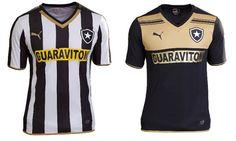 Camisas do Botafogo 2014 Puma capa