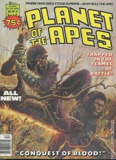 Planet Of The Apes # 27