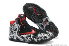 43aee52f1f01 Buy Sale Nike Lebron 11 Cheap Graffiti White Black Red 616175 100 New Style  from Reliable Sale Nike Lebron 11 Cheap Graffiti White Black Red 616175 100  New ...
