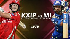 IPL 9 Punjab vs Mumbai Today Match Live Score, Players List, Result, Man of the Match Winner, Highlights, MOM, Hindi, KXIP vs MI 21st Match Live, IPL 2016