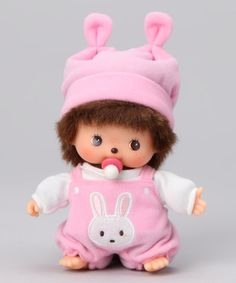 # Zulily#fall: Monchhichi | Daily deals for moms, babies and kids