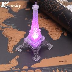 Novelty Lighting School Supplies Levitation Anti Gravity Globe Magnetic Floating Globe World Map Teaching Resources Home Office Desk Decoration Providing Amenities For The People; Making Life Easier For The Population