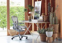 HErmanMiller | Aaron Chair - $930