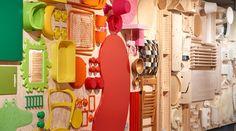 Exposição principal do Museu IKEA