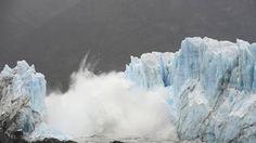 La última ruptura del Perito Moreno puede verse en un video 360 que produjo TN.