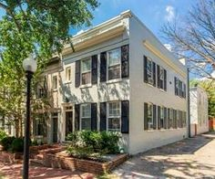 Self-sufficiency apartment buildings on sale in Washington, DC Metro area.