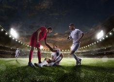 Soccer Player Stock Photos And Images Football Stadiums, Sport Football, Kids Sports, Sports Women, Oufits Casual, Bra Video, Sports Wallpapers, Play Soccer, Sport Quotes