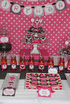 "Photo 12 of 12: Minnie Mouse / Birthday ""Quinn's Minnie Mouse 2nd birthday Party!"""