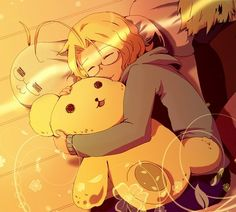 Hetalia - Canada oh my gawd he's so adorable!!!!!