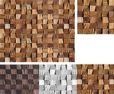 Handmade wall panel 100% Natural wooden More wooden kinds sales@polytechfloor.com