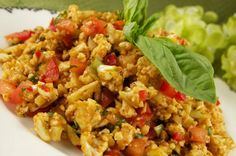 Better Than Spanish Rice: Vegetarian Recipes: Healthy Eating on the Hallelujah Diet